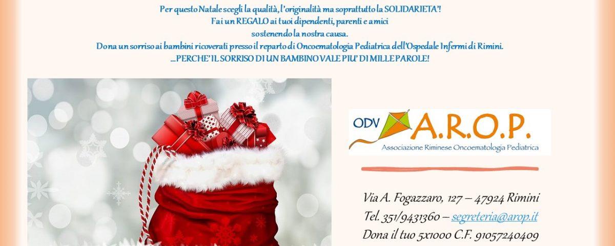 NATALE 2020 AROP ODV